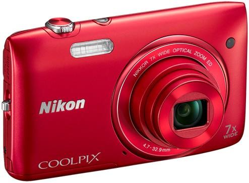 Nikon-Coolpix-S3400